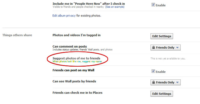 פרטיות פייסבוק