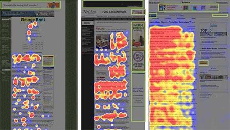 attention heatmap